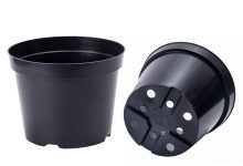 Standard round pots RS10