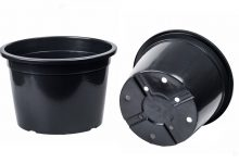 Standard round pots RS60